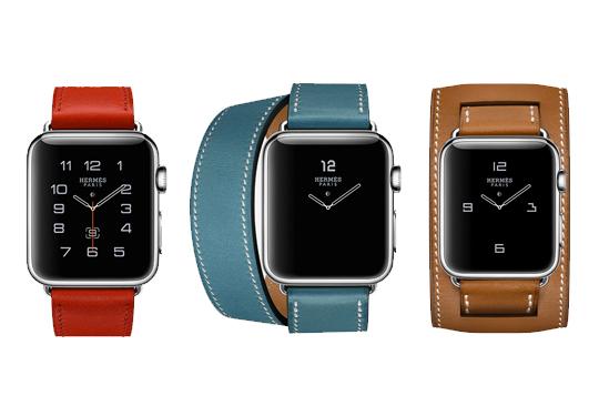 ¿Cómo se vería un Apple Watch de diseñador? - apple-watch-hermes-2