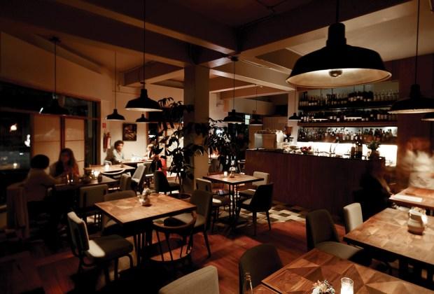 Los 10 restaurantes más acogedores de la Roma - belmondo2-1024x694