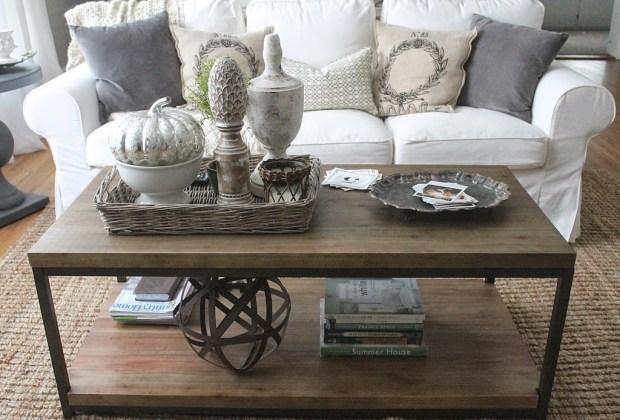 4 formas de decorar una mesa de centro - Centros para decorar mesas ...