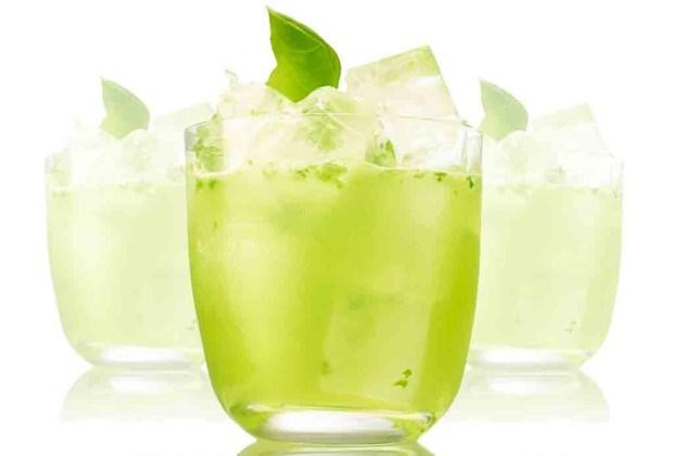 Dale la bienvenida al otoño con un Hendrick's Gin Basil Smash - hendricks-basil-smash-2-1024x694