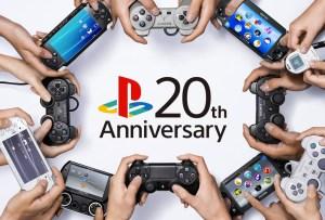 PlayStation celebra 20 años con una edición especial