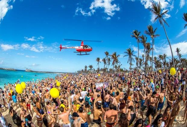 Los 5 mejores destinos para dar el grito este año - playa-del-carmen-1024x694