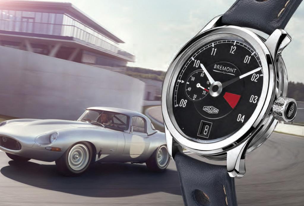 5 relojes inspirados en la velocidad
