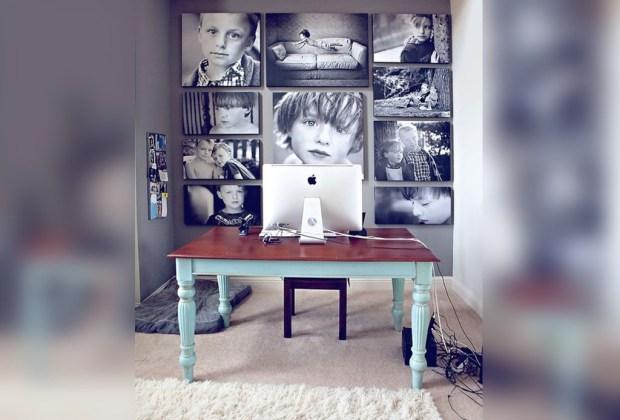 10 cosas que toda mujer debe tener en su hogar antes de cumplir 30 - retratos-familia-1024x694