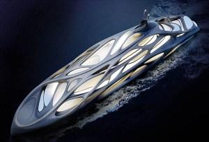 Los 5 yates contemporáneos más originales del mundo