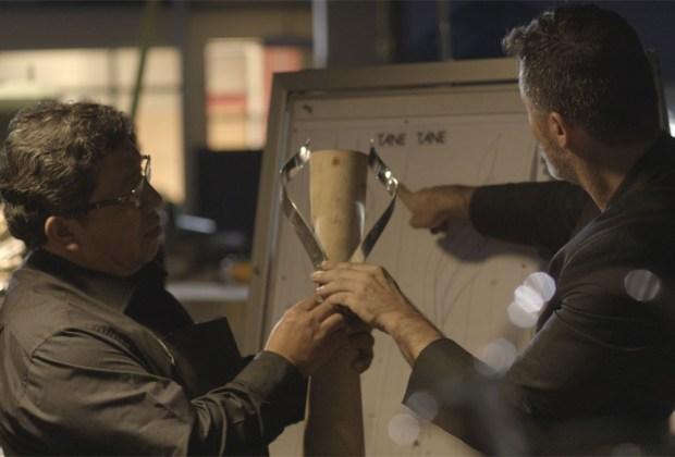 Tane creó el trofeo de la Fórmula 1 - TROFEO2-1024x694