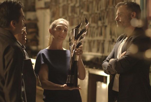 Tane creó el trofeo de la Fórmula 1 - TROFEO3-1024x694