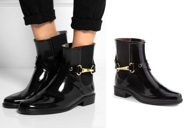 Las rain boots más originales para esta temporada - burberry-1024x694