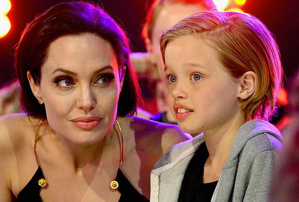 Famosas y sus hijas que parecen gemelas - celebridades-madre-e-hija-7
