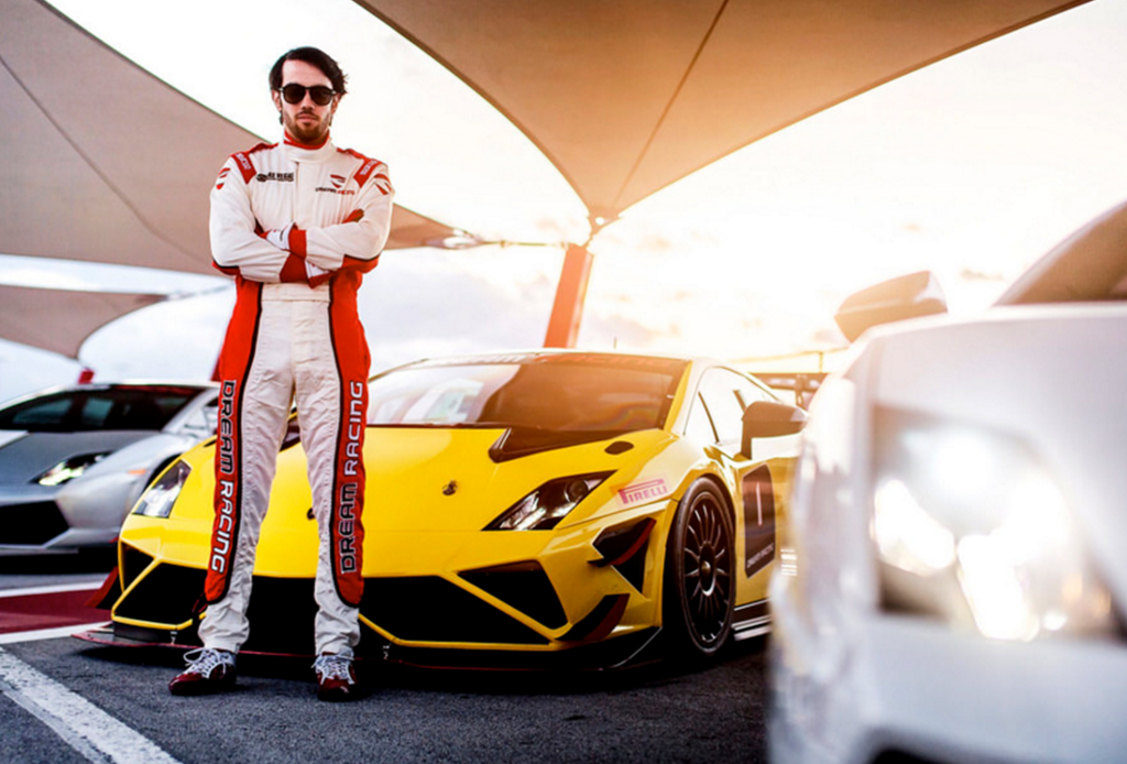 Fernando Barbachano y su pasión por la velocidad