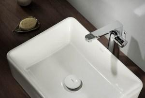 Los grifos de diseñador que darán un toque muy cool a tu baño