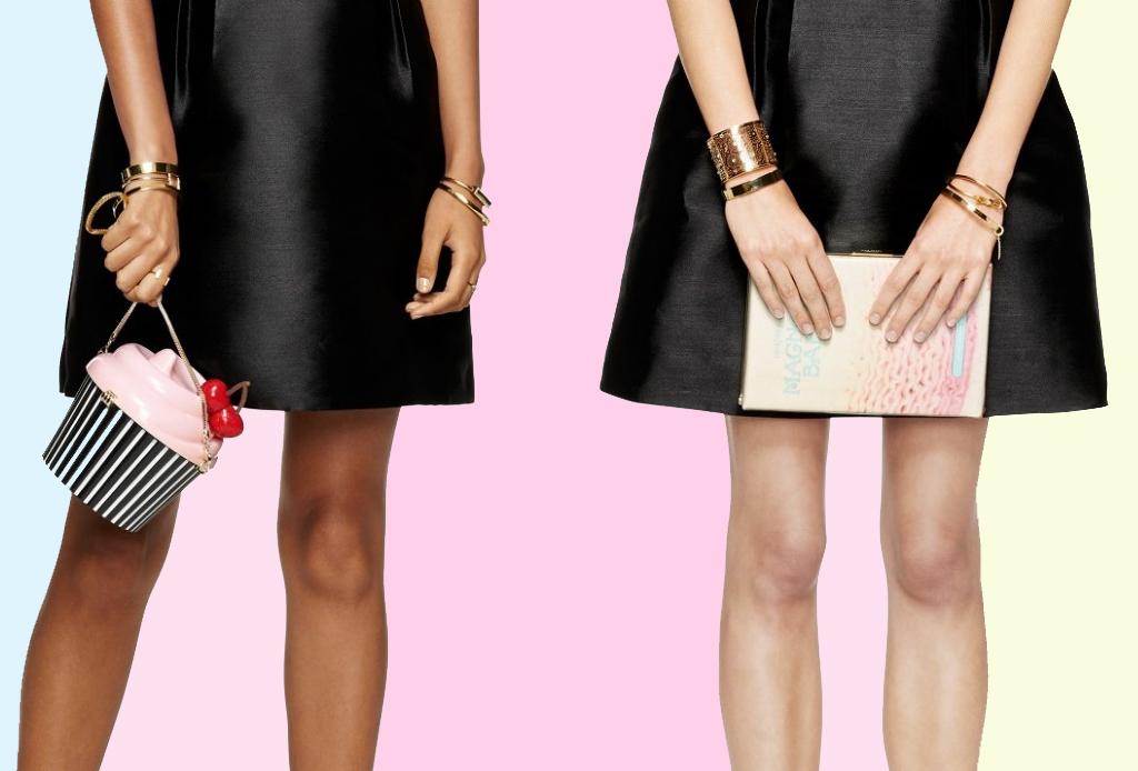 Las clutches de Kate Spade inspiradas en Magnolia Bakery