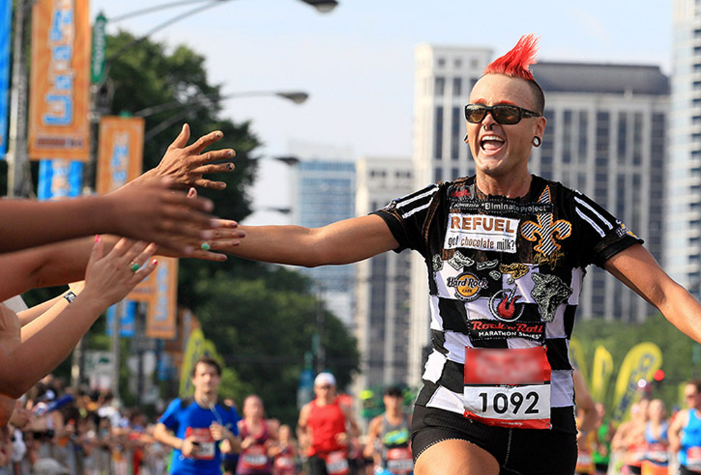 ¡A correr se ha dicho! Las 11 carreras más cool del mundo - maraton-mexico-rock-and-roll