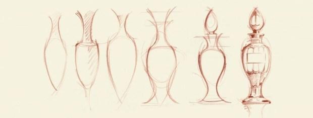 El gen Dior: 5 razones que pusieron a la casa francesa en la mira - miss-dior-boceto-original-1024x387