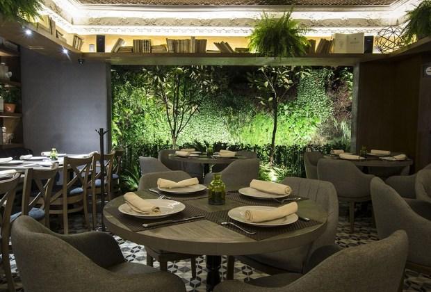 8 restaurantes de los m s acogedores de la cdmx for Casa quinta decoracion cali telefono