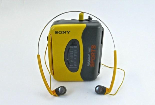 10 gadgets de los 90's que fueron reemplazados por la tecnología - walkman-1024x694
