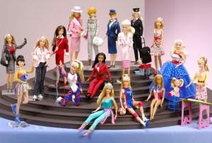 Barbie como nunca la habías visto