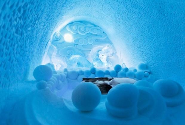 ¡Hospédate en los mejores hoteles de hielo del mundo! - hielo-1024x694
