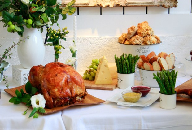 5 restaurantes con menú especial de Thanksgiving (2015) - la-lorena-thanksgiving-1024x694
