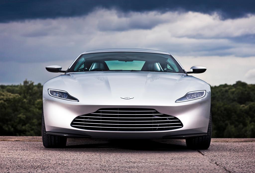 Aston Martin DB10: El primer miembro del cast de 'Spectre' - nuevo-aston-martin-james-bon-spectre-3