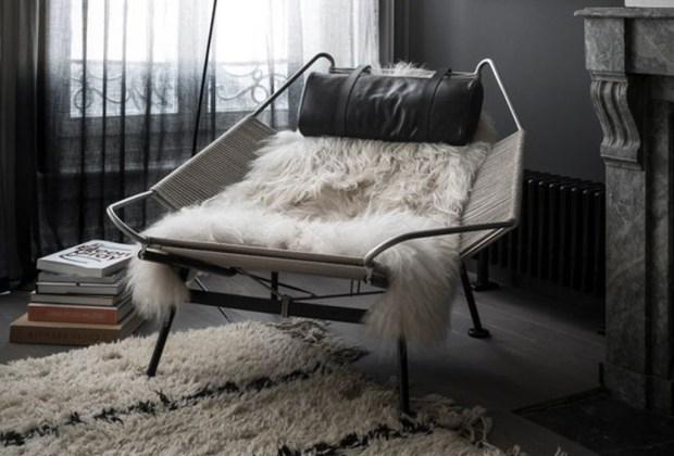 Arma un confortable rincón de relajación con estos sencillos consejos - tapete-1024x694