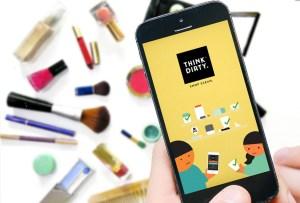 Una app para saber qué contiene tu maquillaje