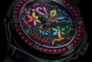 Hublot creó un reloj inspirado en la muerte mexicana
