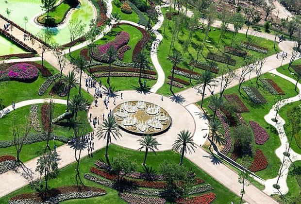 México es hogar del jardín más grande del mundo - jardines-de-mexico-1-1024x694