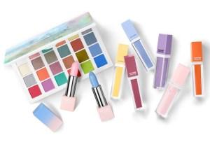 Los colores de Pantone hechos maquillaje