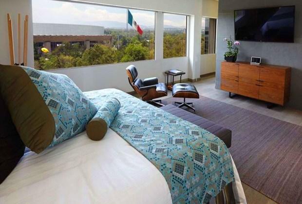 Los 10 mejores hoteles para hospedarte en el D.F. - presidente-1024x694