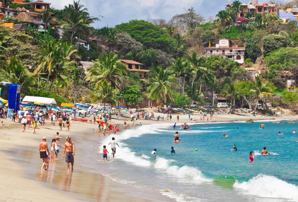 7 pueblos mágicos que tienen playa - pueblo-magico-con-playa-sayulita