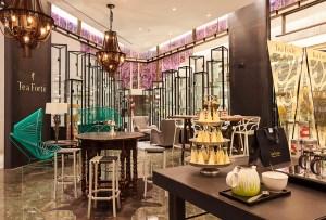 Tea Forté estrena su primer Tea Lounge