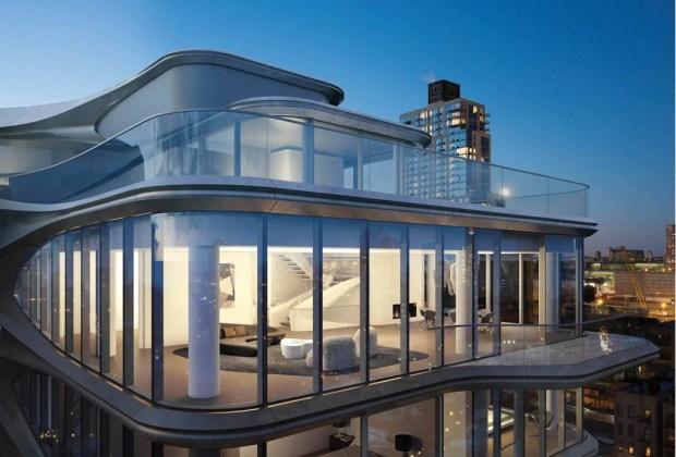 Conoce el primer edificio residencial de Zaha Hadid en Nueva York - zaha-hadid-nueva-york-2-1024x694