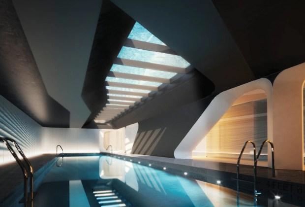 Conoce el primer edificio residencial de Zaha Hadid en Nueva York - zaha-hadid-nueva-york-5-1024x694