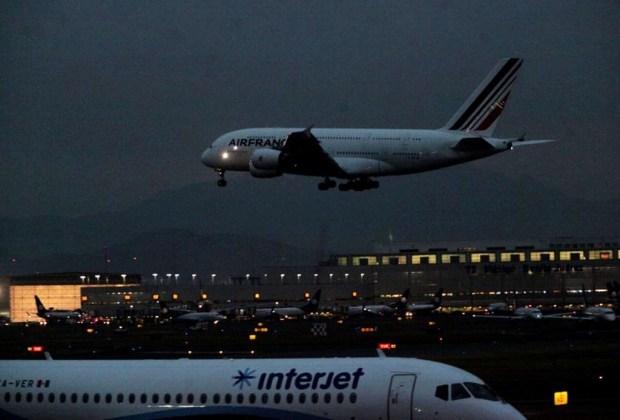 El avión más grande del mundo llegó a México - airbus-1024x694