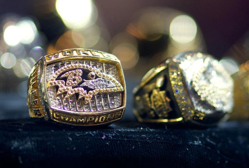 Los 5 anillos del Super Bowl más costosos de la historia