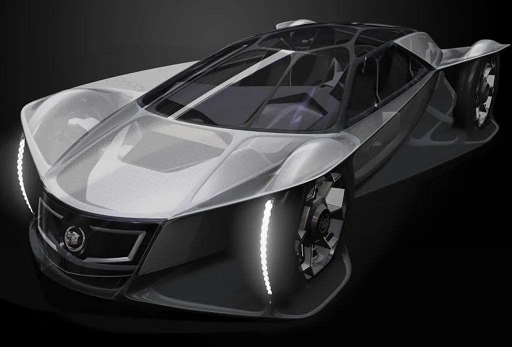 Los 5 autos futuristas que las marcas de lujo han diseñado - autos-futuristas-3