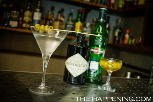 Aprende a prepar un clásico Dry Martini - bar-systems-64-1024x683