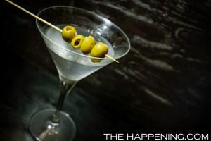 Aprende a prepar un clásico Dry Martini