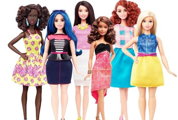 ¡Por fin! Barbie tiene todos los tipos de cuerpos y la amamos - barbie-1024x694