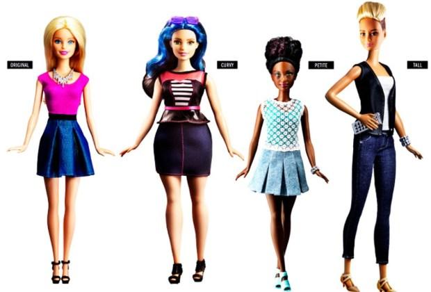 ¡Por fin! Barbie tiene todos los tipos de cuerpos y la amamos - barbie3-1024x694
