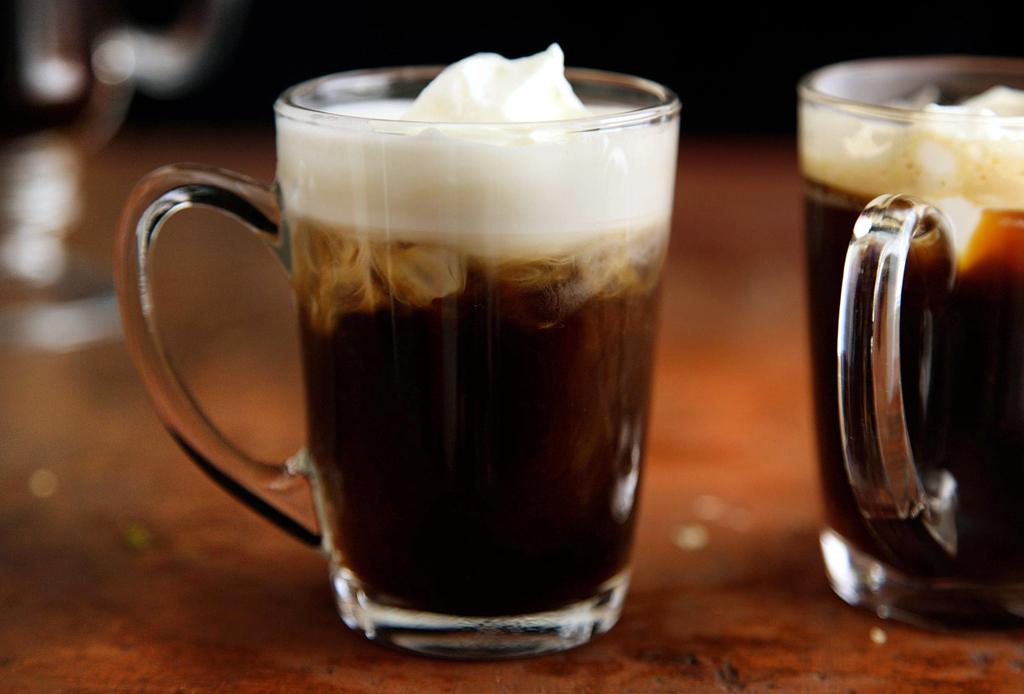 La mejor bebida para el frío: café irlandés