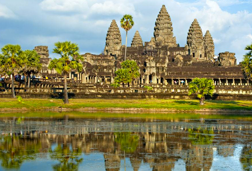 Los 10 destinos que DEBES visitar en 2016 - camboya1