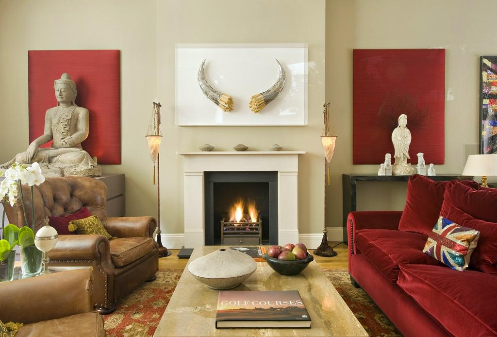 Plasma tu espíritu viajero en la decoración de tu hogar - concepto