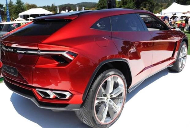 6 datos que no conocías del Lamborghini Urus - urus1-1024x694