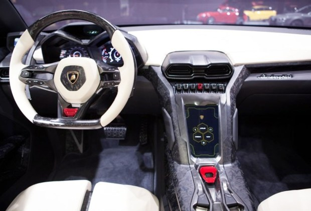6 datos que no conocías del Lamborghini Urus - urus4-1024x694