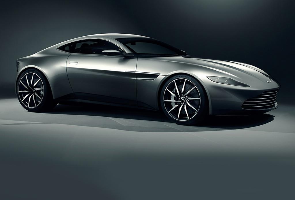 El Aston Martin de James Bond está a la venta