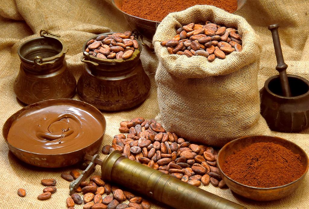 Consiéntete con una mascarilla de chocolate y miel - cacao
