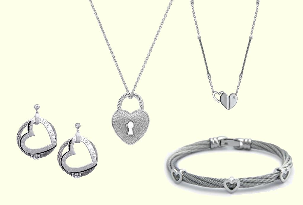 b6b00d5ef914 Encontrarás diseños con figuras ideales para la fecha en «100 ways to  love«