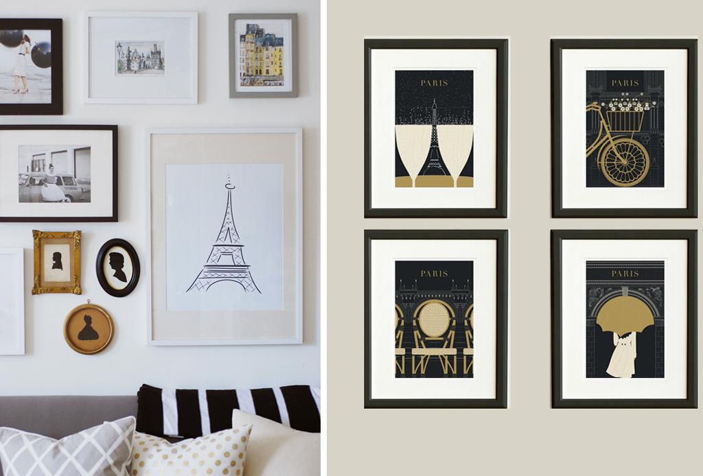 8 ideas para darle un toque francés a la decoración de tu hogar - decor-francia-3